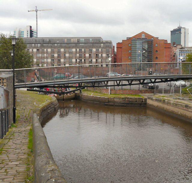 Rochdale Canal Lock 83