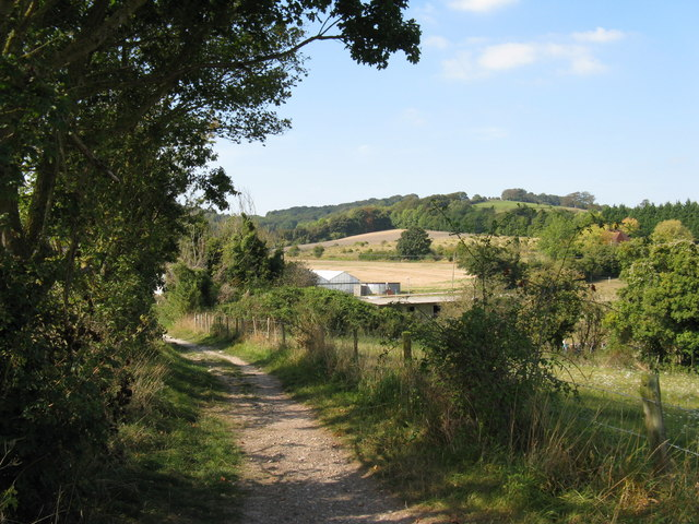 Bridleway to Roger's Farm