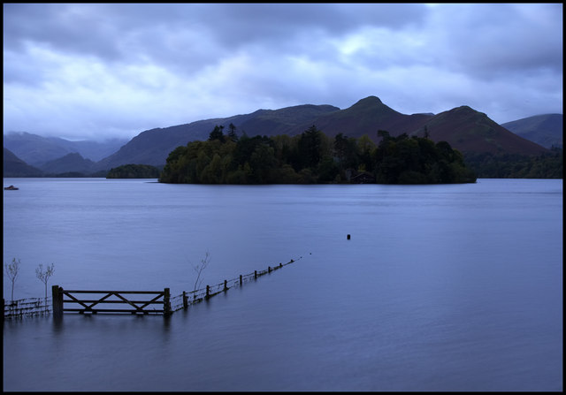 Early Morning at Derwentwater