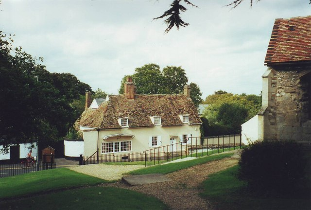 Cottage in Swaffham Prior, Cambridgeshire