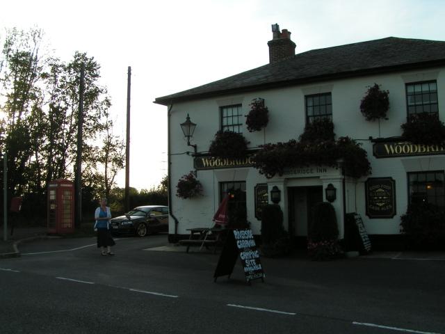 The Woodbridge Inn