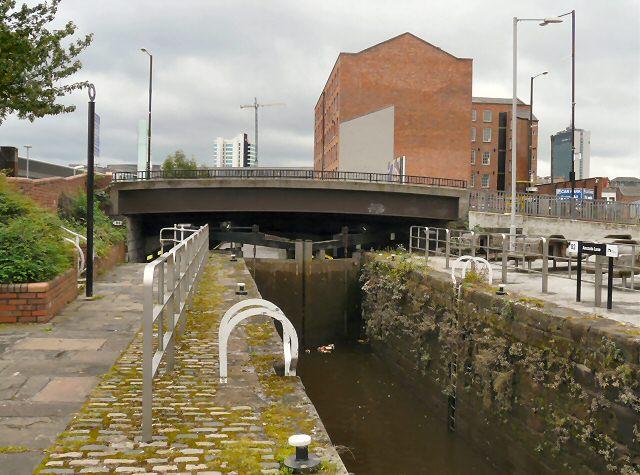 Rochdale Canal Lock 82