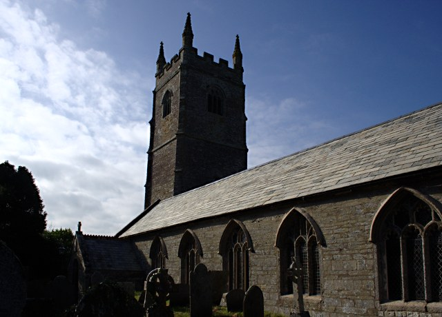 Lansallos Church