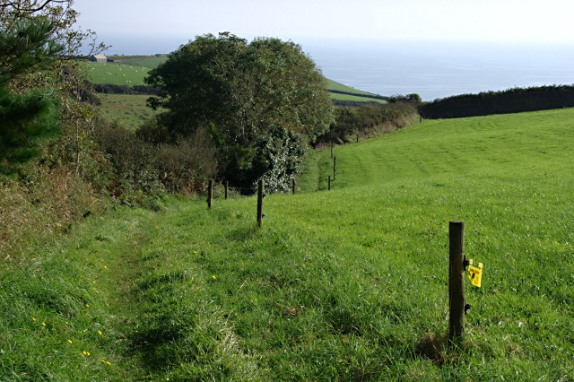 Footpath to the Coast
