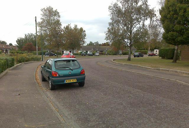 Bascott Road, Wallisdown