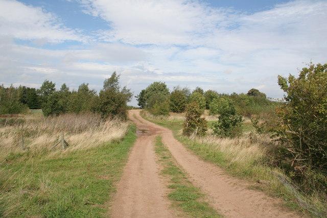 Pond O'The Hill, Blaxton