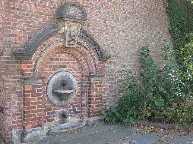 Drinking Fountain Darlington