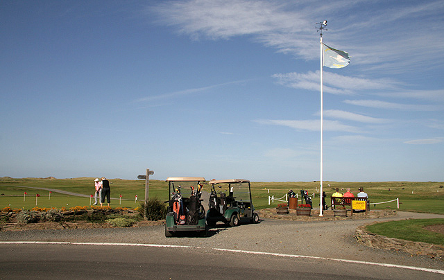 Berwick-upon-Tweed (Goswick) Golf Course
