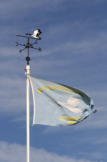 Berwick-upon-Tweed (Goswick) Golf Club flag