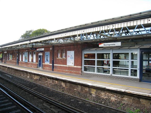 Platform 2 - Basingstoke