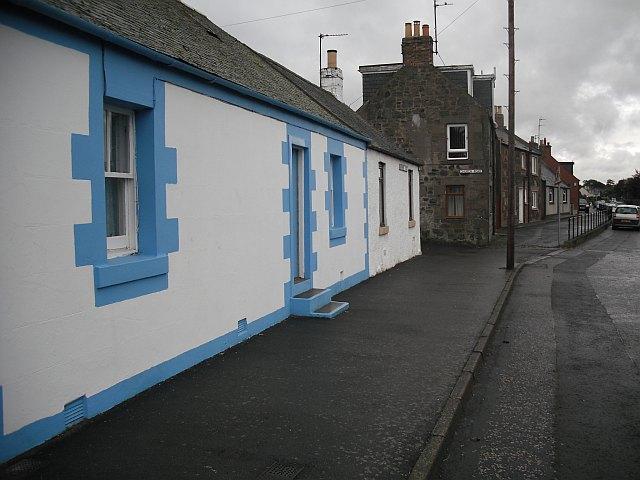 Southesk Place, Ferryden