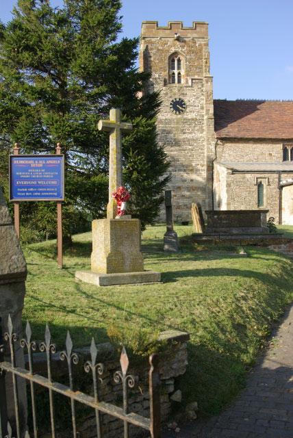Ufton Church