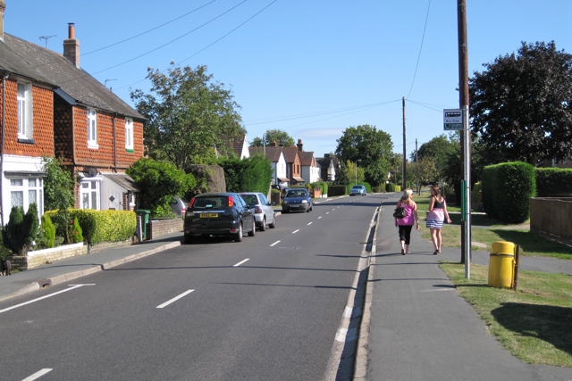 Vicarage Lane, Horley