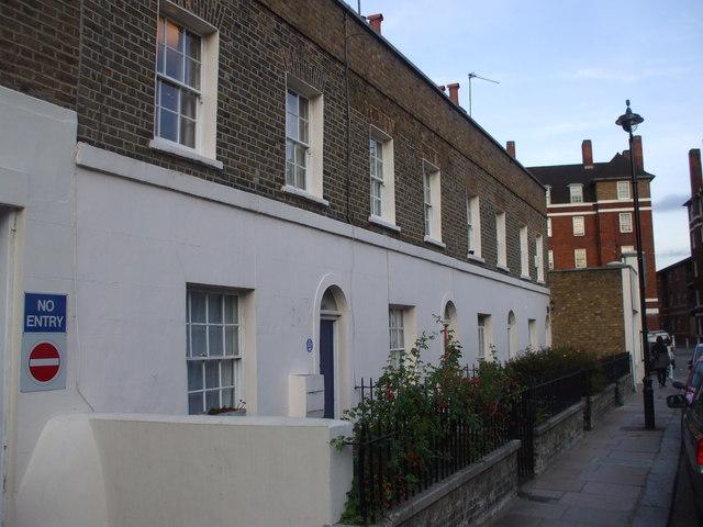 St Barnabas St., Pimlico