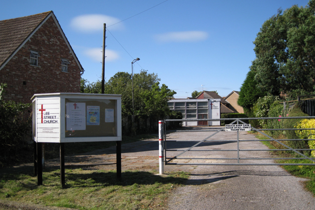 Lee Street Church (Independent Evangelical), Horley