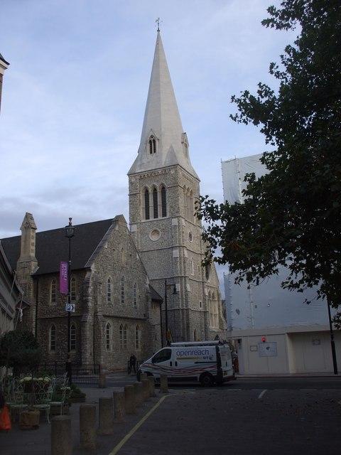 Church of St Barnabas, Pimlico