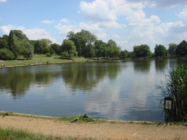 Highgate  Ponds