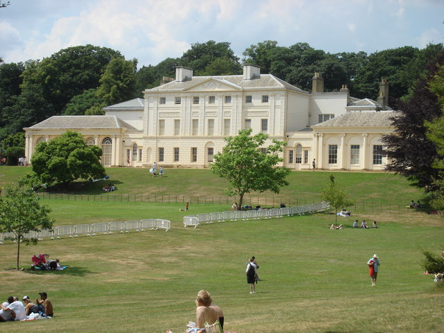 Kenwood House, south front