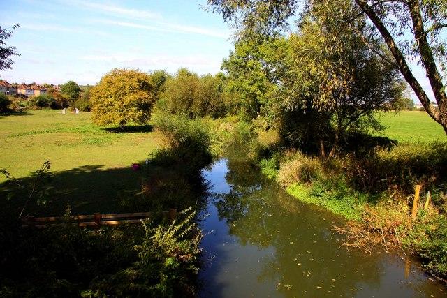 Hinksey Stream