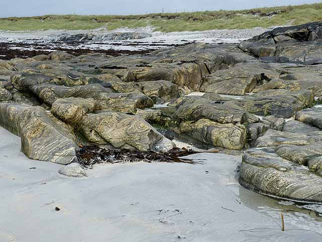 Stripey rocks