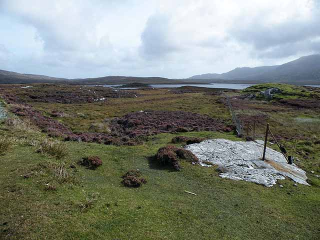 Moorland at Loch Druidibeag National Nature Reserve