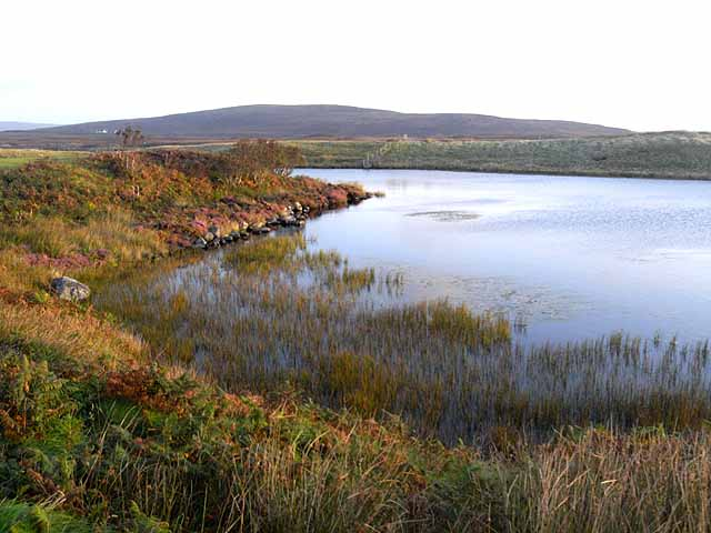 Lochan near Loch Euphort