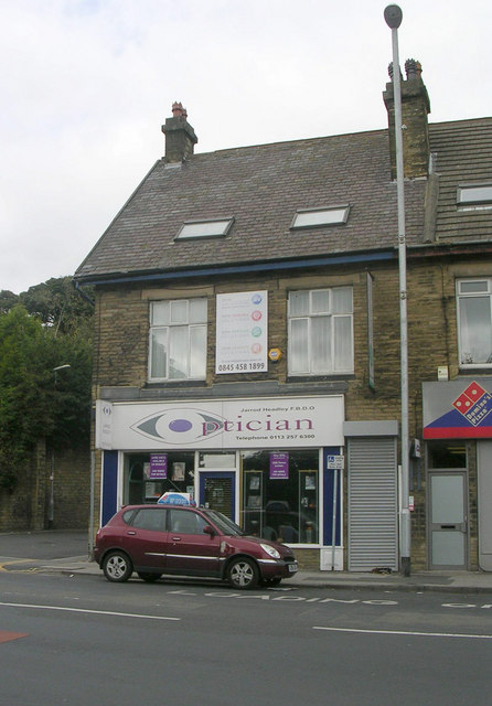 Jarrod Headley Optician - Chapeltown