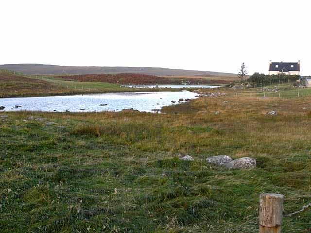 Loch Clachan Craonaval