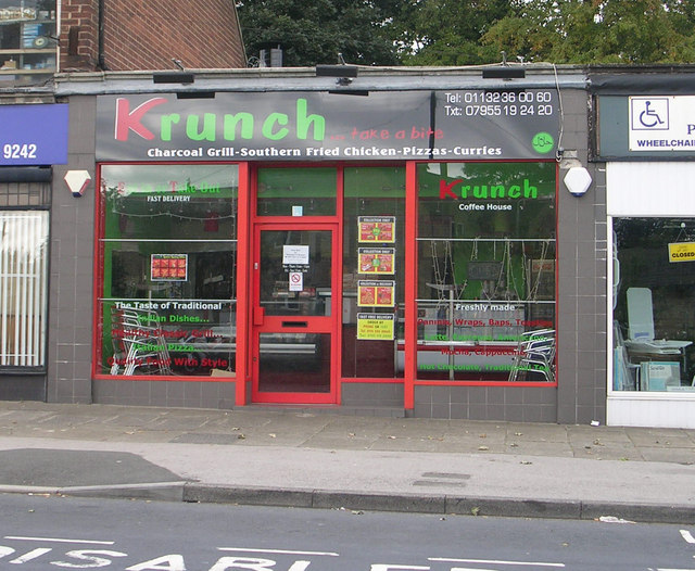 Krunch - Chapeltown