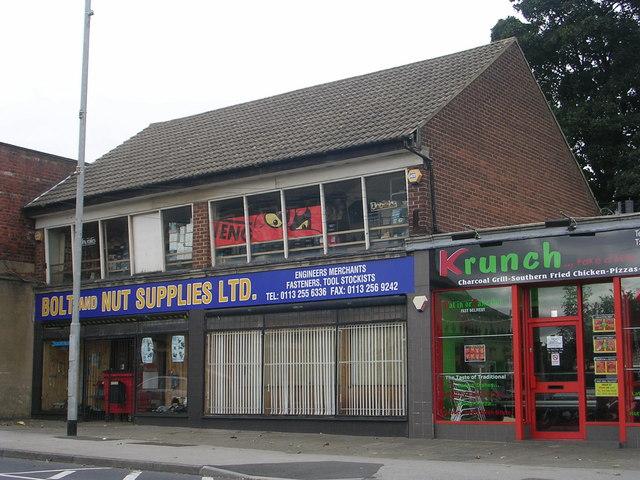 Bolt & Nut Supplies Ltd - Chapeltown