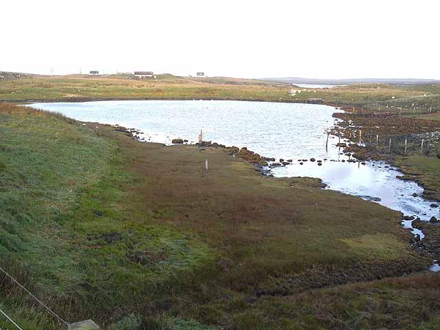 Bay on Loch Euphort
