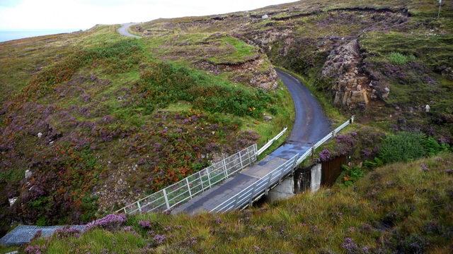 Bridge over the Allt a' Bhutha