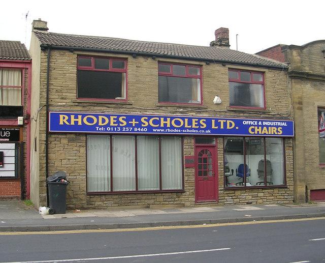 Rhodes & Scholes Ltd - Chapeltown