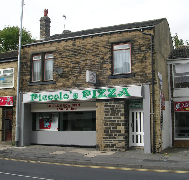 Piccolo's Pizza - Chapeltown