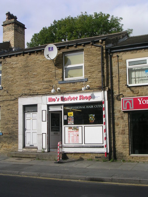 Mo's Barber Shop - Chapeltown