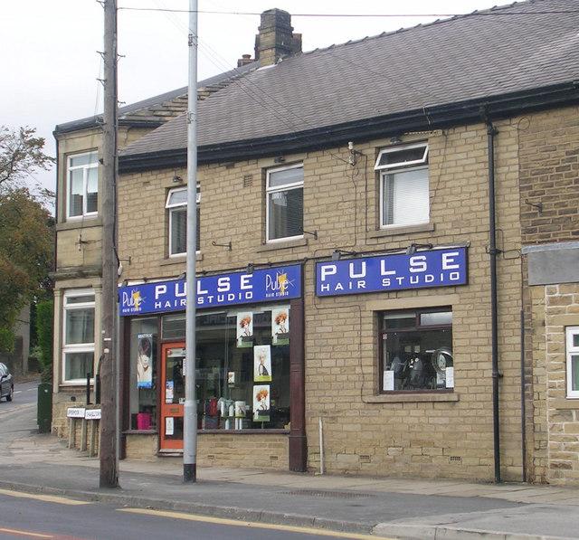 Pulse Hair Studio - Chapeltown
