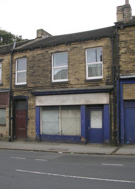 Empty Shop - Chapeltown