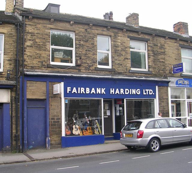 Fairbank Harding Ltd - Chapeltown