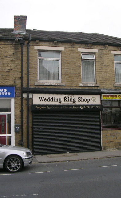 Wedding Ring Shop - Chapeltown