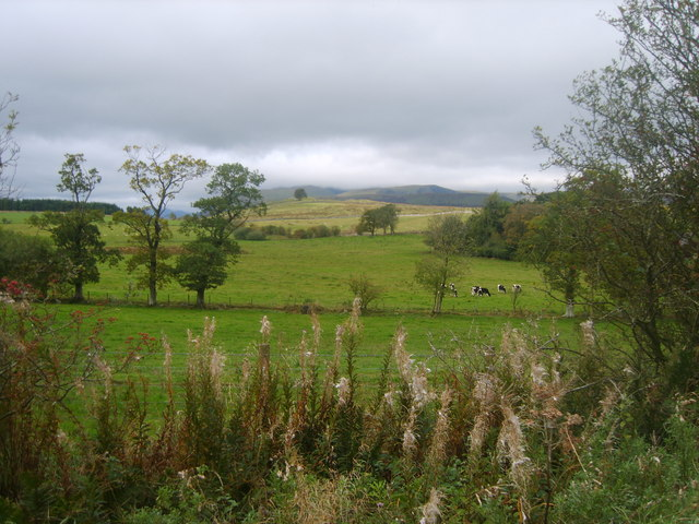 Farmland near Whitbarrow