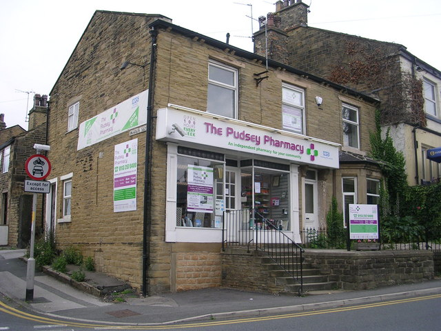 The Pudsey Pharmacy - Chapeltown