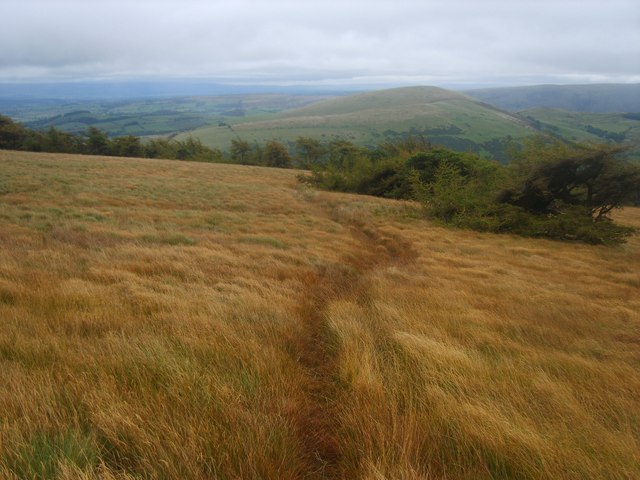 On Great Mell Fell