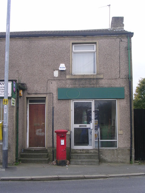 Former Post Office - Waterloo Road