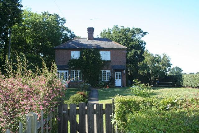 Cottages, next to Broadlake, Mill Lane, Frittenden
