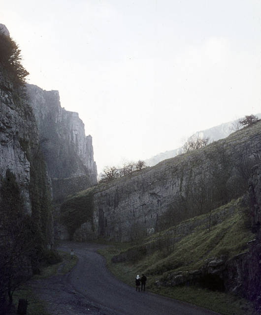 Cheddar Gorge and cliffs