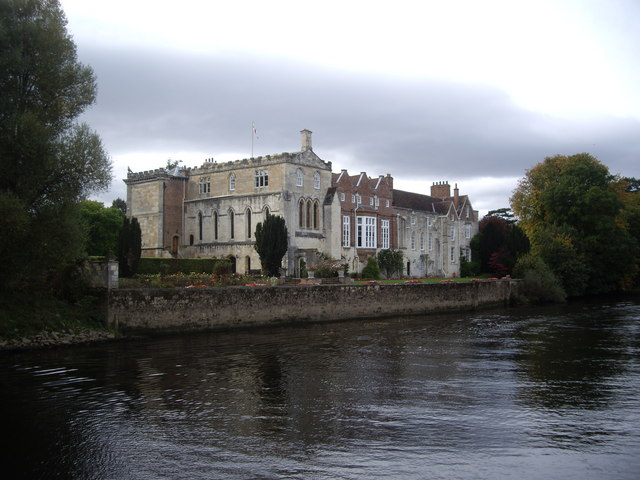 Bishopthorpe Palace by the Ouse