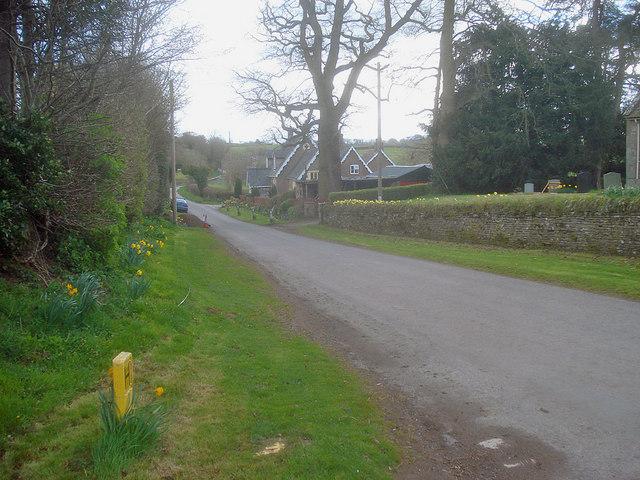 Lane at Hatfield