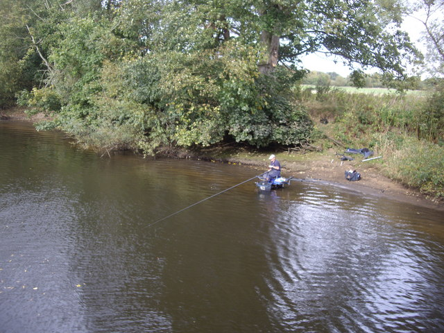 Fishing the Ouse