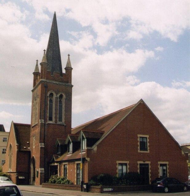 Gosport Methodist Church