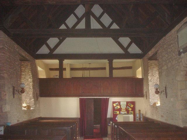 Interior of St Leonard's - 2